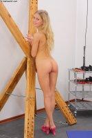 Горячие эротические фото от студии Defiled18 с русской моделью Kelsie