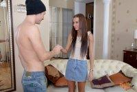 Горячие порно фотокарточки от сайта DoubleViewCasting с русской шлюхой Germiona(06.10.10)