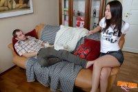 Горячие порно фотки от студии FirstAnalQuest с русской шлюхой Veronika(20.09.10)
