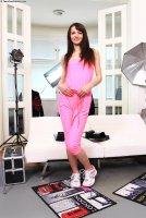 Бесплатные эротические фото от студии Teen anal casting с русской шлюхой Adell