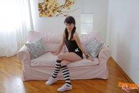 Бесплатные секс фотки от сайта Firstanalquest с русской шлюхой Dania(08.02.13)
